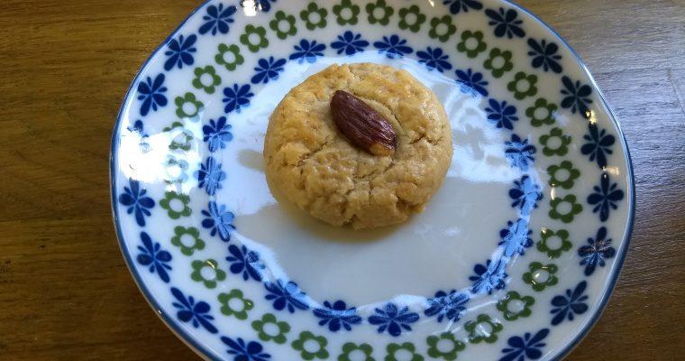 Almond cookies 杏仁酥餅